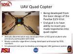 uav quad copter