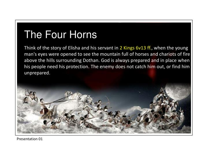 The Four Horns