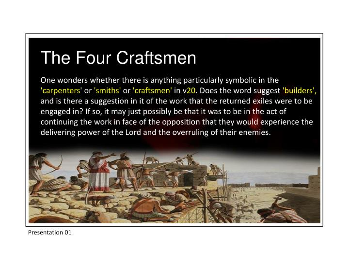 The Four Craftsmen