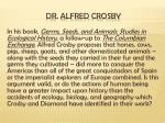 dr alfred crosby