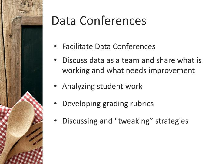 Data Conferences