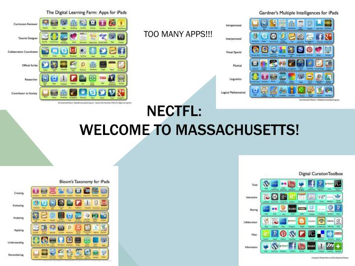 Nectfl welcome to massachusetts