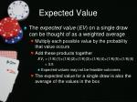expected value1