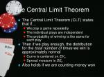 the central limit theorem2