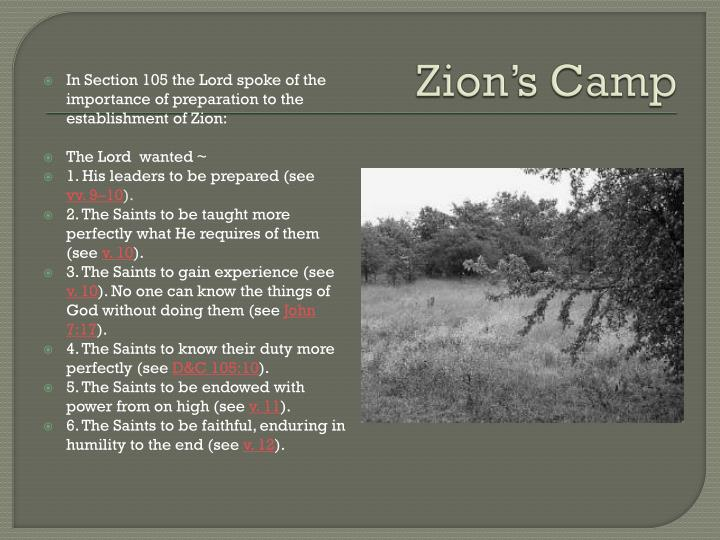 Zion's Camp