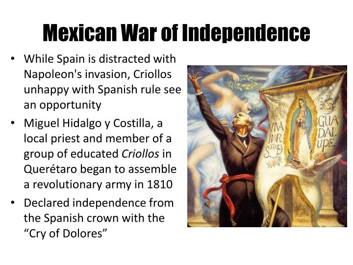Mexican War of Independence
