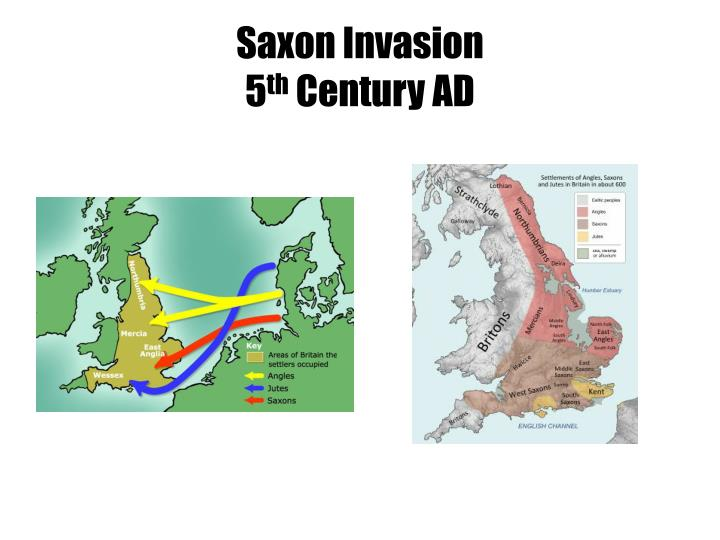 Saxon Invasion