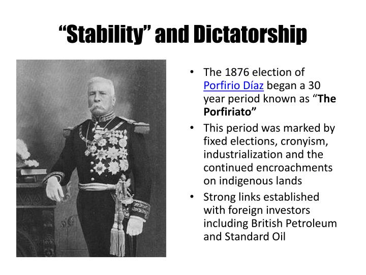 """""""Stability"""" and Dictatorship"""