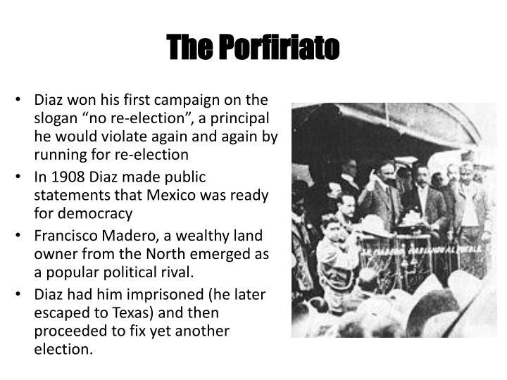 The Porfiriato