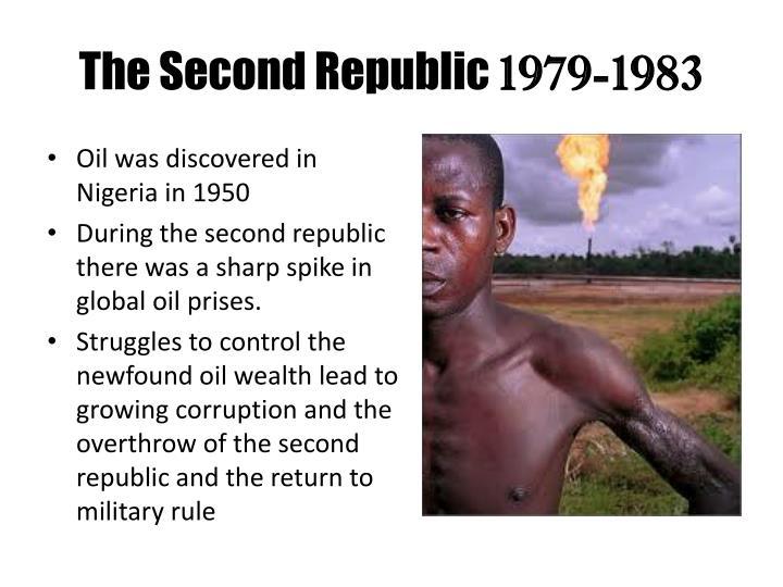 The Second Republic