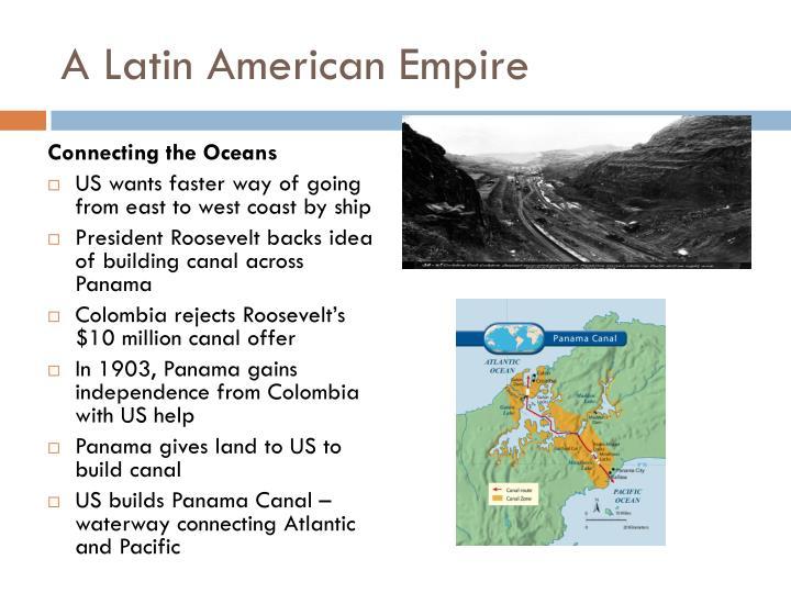 A Latin American Empire