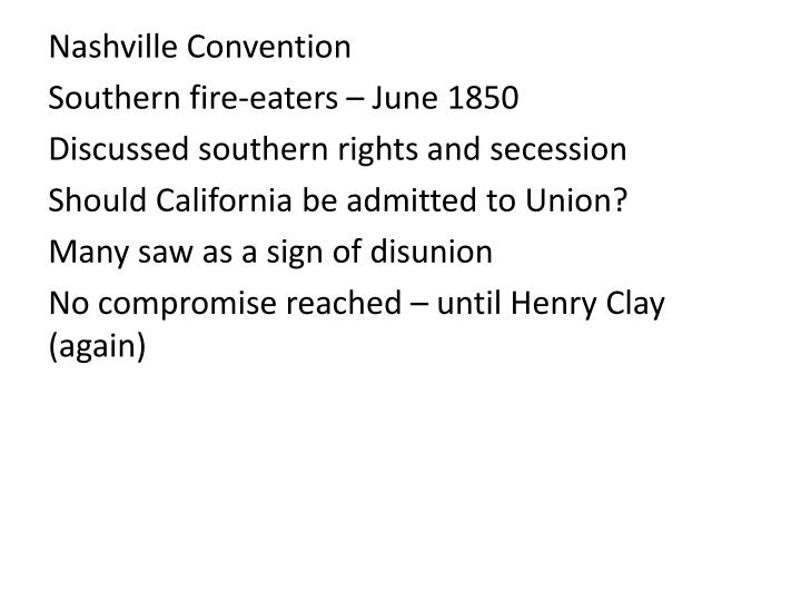 contrast john calhoun seward and webster on compromise of 1850 The great triumvirate clay, webster, and calhoun wielded great influence daniel webster, and john c calhoun when the men spoke on the compromise of 1850.