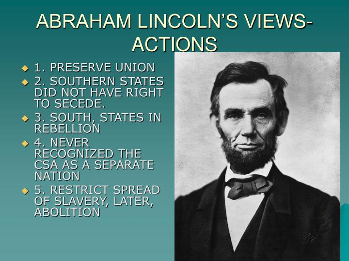 beliefs and teachings of abraham lincoln Abraham lincoln, atheist november 18, 2012 by deacon greg kandra young abraham chose reading over religion and reading made him rethink religion is this the hardest teaching of jesus the deacon's bench catholic can you stomach this.