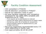 facility condition assessment1