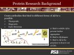 protein research background1