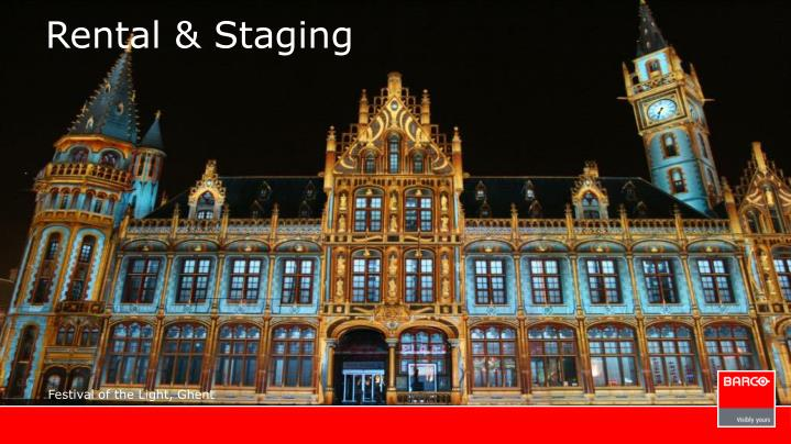Rental & Staging