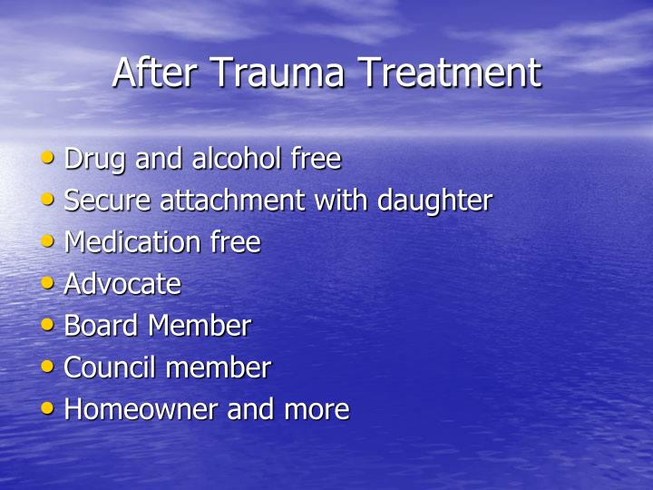 After Trauma Treatment
