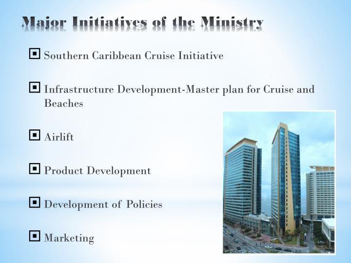 Southern Caribbean Cruise Initiative