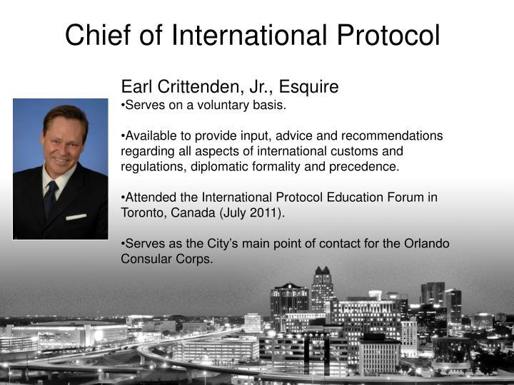 Earl Crittenden, Jr., Esquire