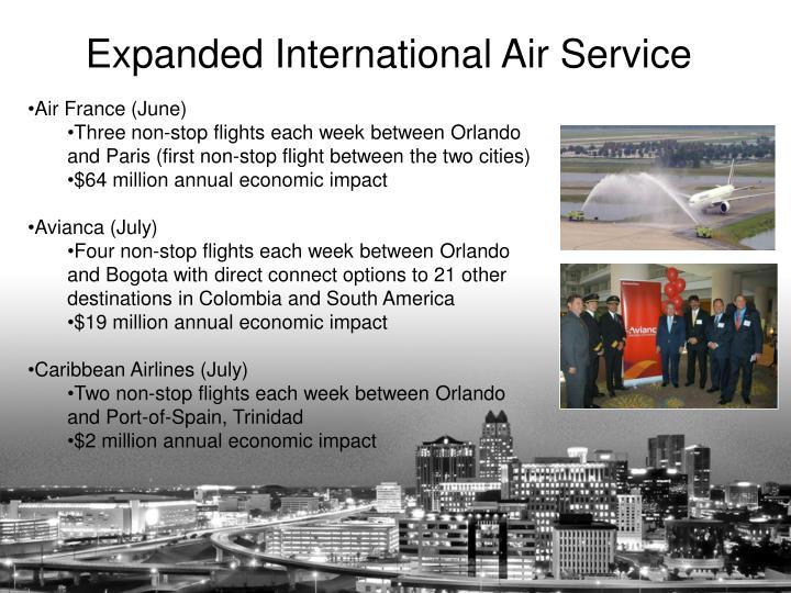 Air France (June)