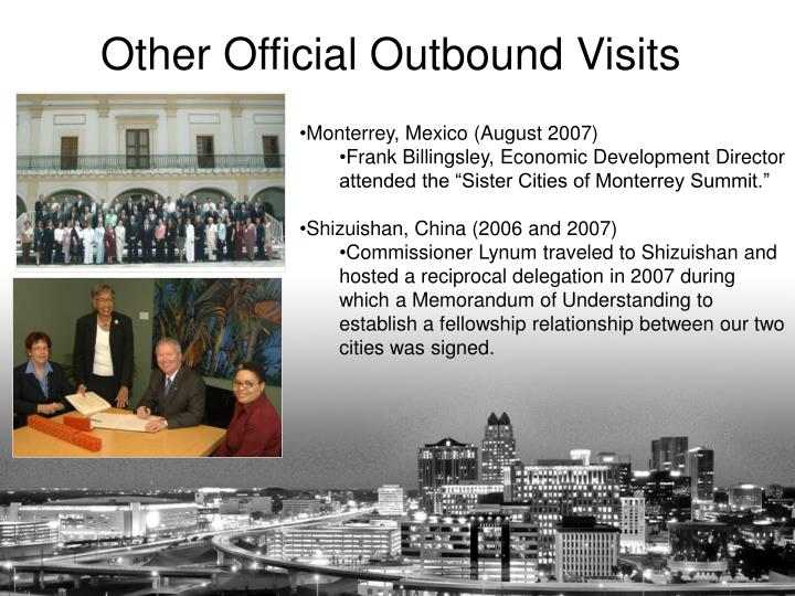 Monterrey, Mexico (August 2007)