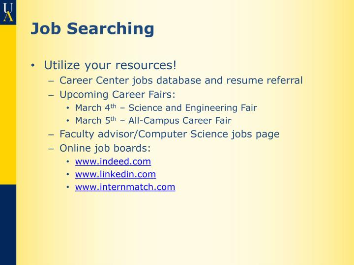 Job Searching