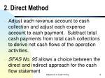 2 direct method