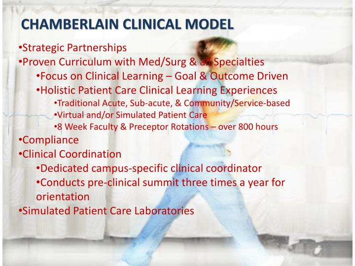 Ppt Chamberlain College Of Nursing Powerpoint