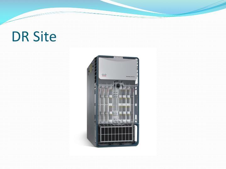 DR Site