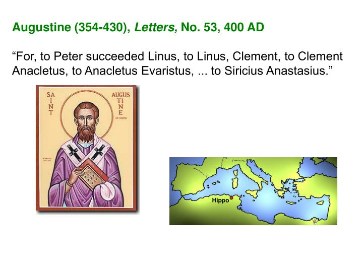 Augustine (354-430),