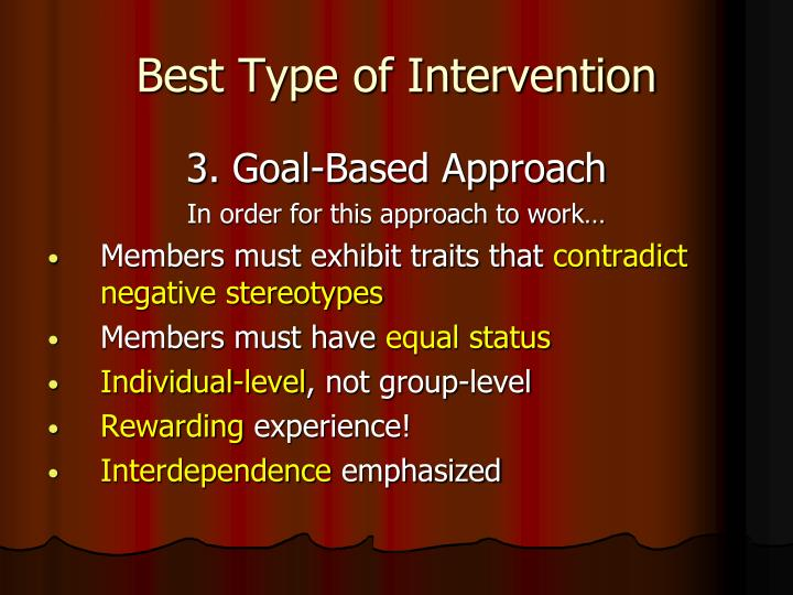 Three Types of Interdependence in an Organizational Structure