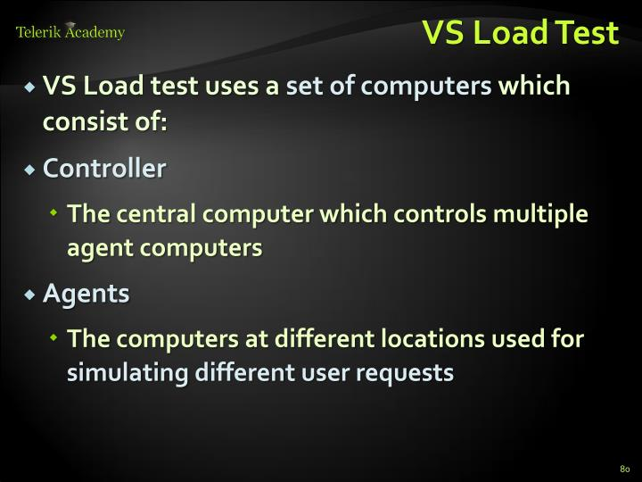 VS Load Test