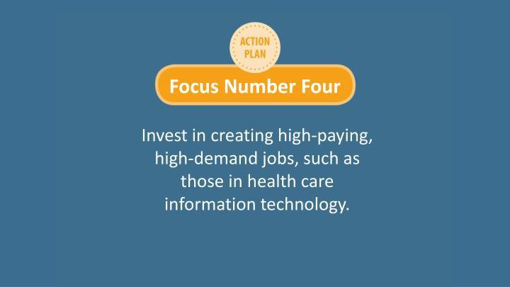 Focus Number Four