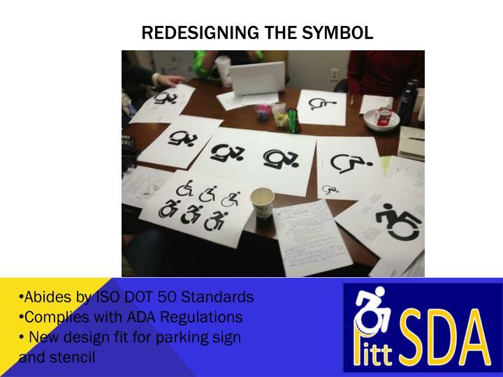 Redesigning the Symbol