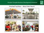finished facilities west palm beach
