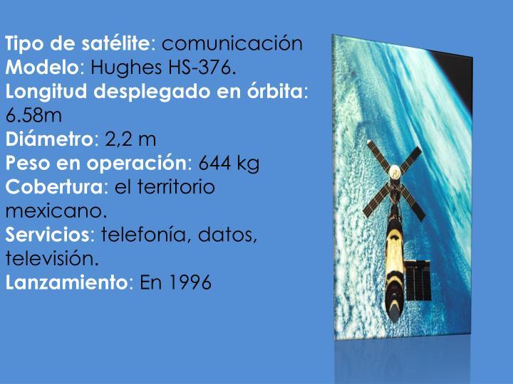 Tipo de satélite