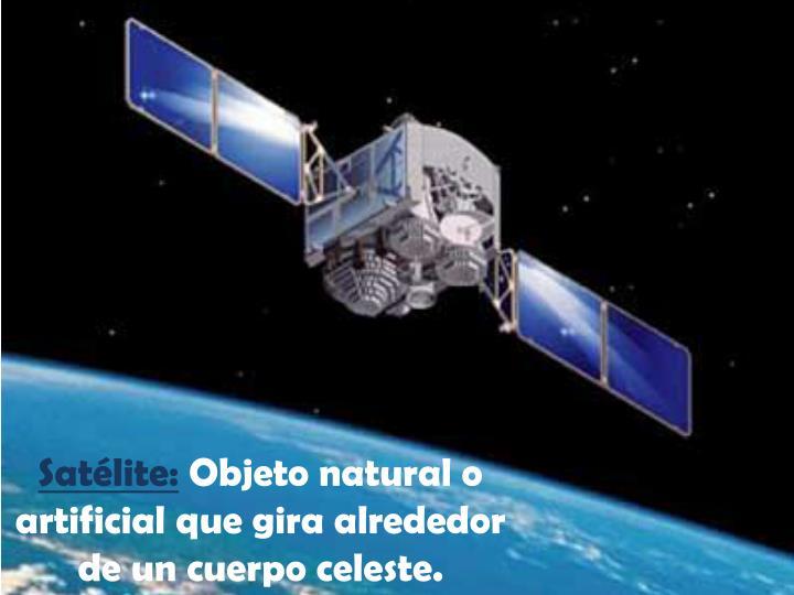 Satélite: