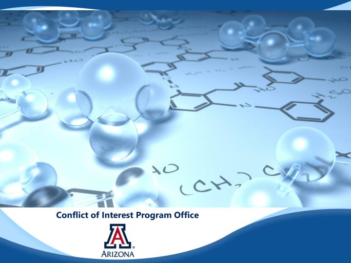 Conflict of Interest Program Office