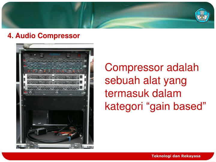 4. Audio Compressor