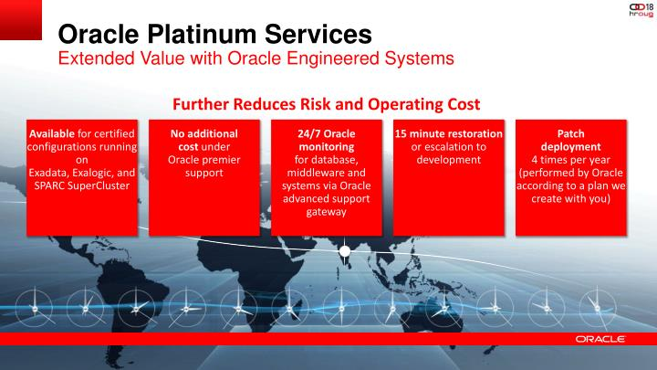 Oracle Platinum Services