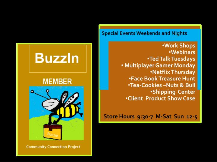 Special Events Weekends and Nights
