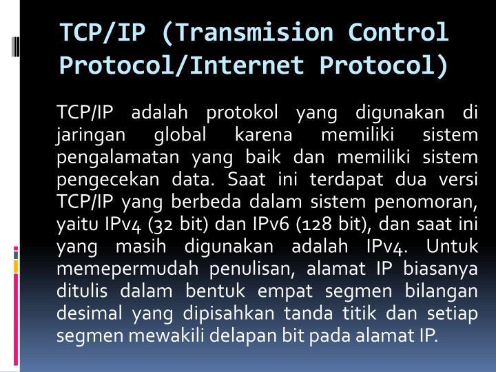 TCP/IP (