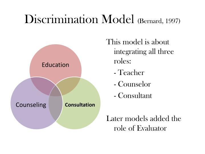Discrimination Model