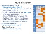 atlas integration