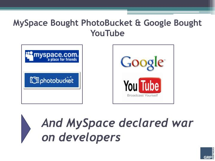 MySpace Bought