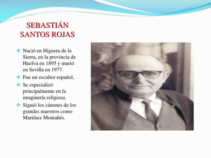 SEBASTIÁN SANTOS ROJAS