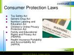 consumer protection laws3