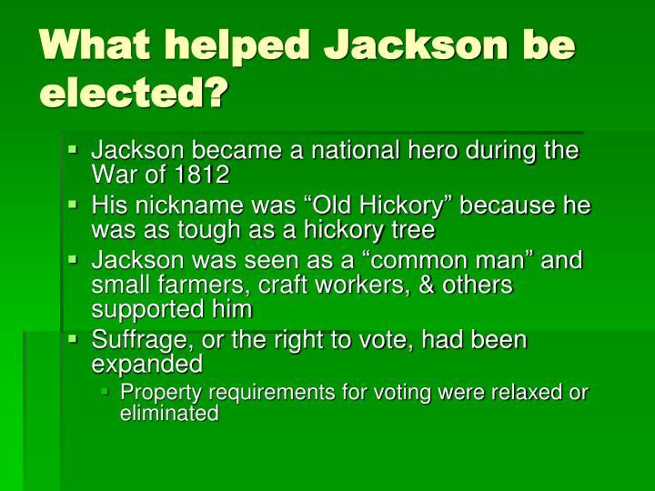 Did Jackson Meet His Kitchen Cabinet In The Kitchenn
