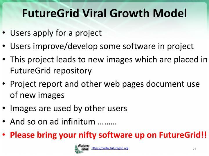 FutureGrid Viral