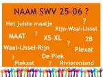 naam swv 25 06